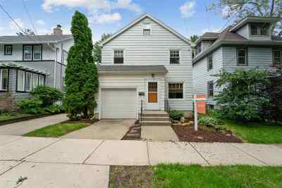 Madison WI Single Family Home For Sale: $445,000