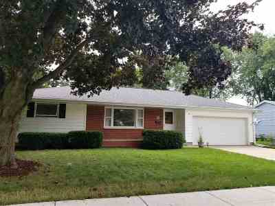Sun Prairie WI Single Family Home For Sale: $244,900