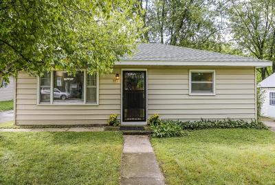 Madison WI Single Family Home For Sale: $145,000