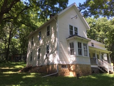 Mount Horeb Single Family Home For Sale: 8872 County Road G