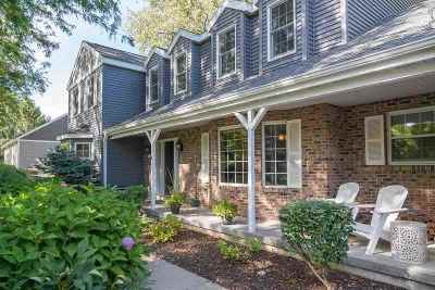 Madison Single Family Home For Sale: 7122 Longmeadow Rd