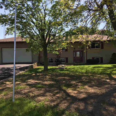Jefferson Single Family Home For Sale: N4934 County Road N