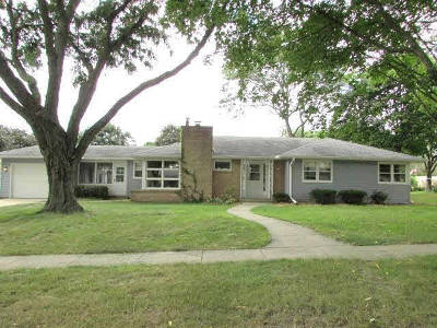 Jefferson Single Family Home For Sale: 129 S Braun Ave.