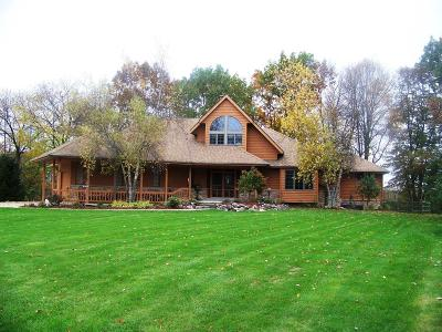 Dodge County Single Family Home For Sale: 1614 Country Club Ln