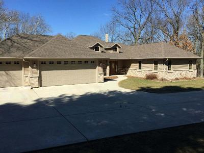 Dodge County Single Family Home For Sale: N6633 Sunset Rd