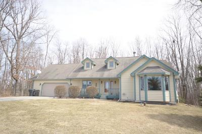 Jefferson County Single Family Home For Sale: N2402 Johnson Rd