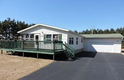 Adams WI Single Family Home For Sale: $128,000
