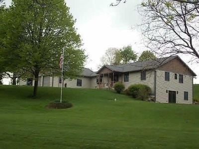 Jefferson County Single Family Home For Sale: N2775 Mode Ln