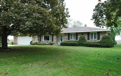 Dodge County Single Family Home For Sale: N8732 N German Rd