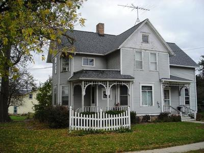 Waterloo Multi Family Home For Sale: 357 Milwaukee Ave