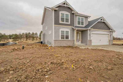 Jefferson County Single Family Home For Sale: W8387 Bridle Path