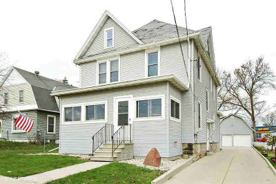 Dodge County Multi Family Home For Sale: 118 E Mackie St #118