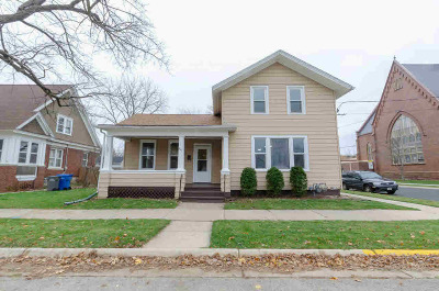 Jefferson County Single Family Home For Sale: 401 N Fifth St