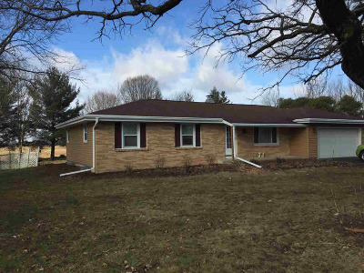 Edgerton Single Family Home For Sale: 8781 N Black Oak Dr