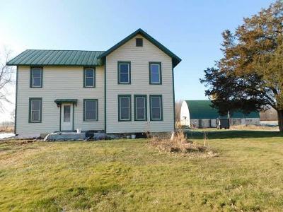 Jefferson County Single Family Home For Sale: W1940 Elder Dr