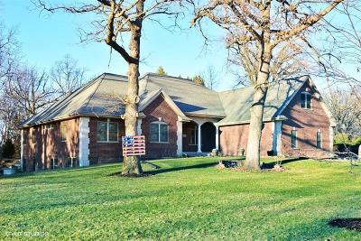 Dodge County Single Family Home For Sale: W7076 Oakdale Dr