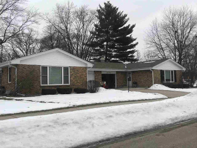 Janesville Multi Family Home For Sale: 1717 Wesley Ave #1719