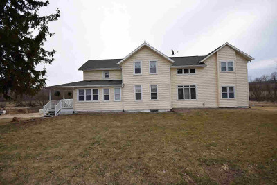 Dodge County Single Family Home For Sale: N7424 Madison Rd