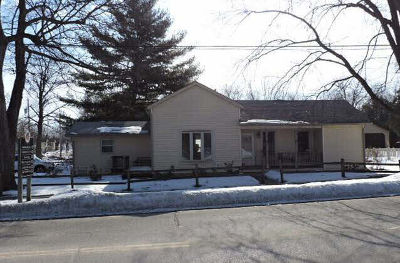 Milton Single Family Home For Sale: 175 W Madison Ave