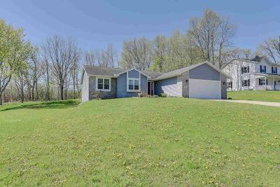 Deerfield Single Family Home For Sale: 341 Washburn Rd