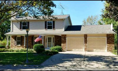 Dodge County Single Family Home For Sale: 564 Mary Knoll Ln