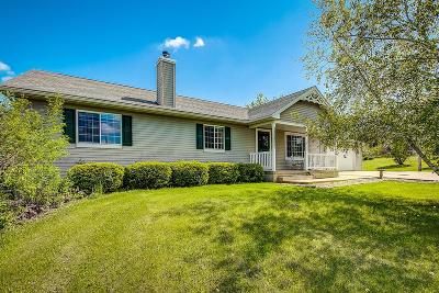 Dodge County Single Family Home For Sale: N6738 Sunset Rd