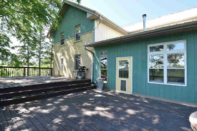 Jefferson County Single Family Home For Sale: 4451 W River Rd