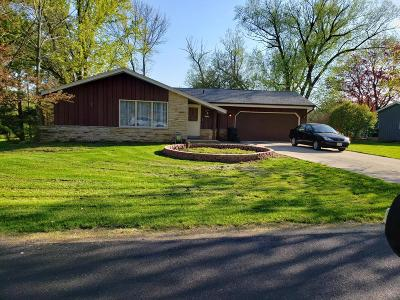 Jefferson County Single Family Home For Sale: N7949 Green Tree Ln