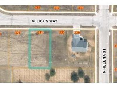 Fond du Lac County Residential Lots & Land For Sale: Lt17 Allison Way Way