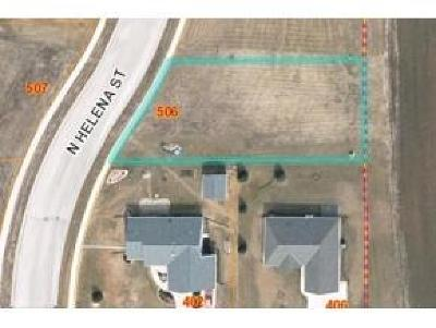 Fond du Lac County Residential Lots & Land For Sale: Lt26 Helena St Street