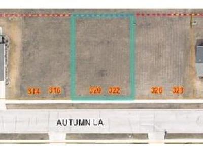 Campbellsport Residential Lots & Land For Sale: Lt36 Autumn Ln Lane