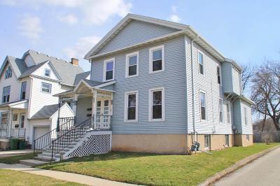 Fond Du Lac Multi Family Home For Sale: 160 Hamilton Pl Place