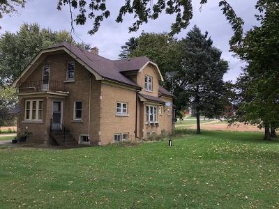 Dodge County, Fond Du Lac County Single Family Home For Sale: N4779 State Road 67