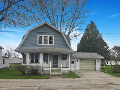 Saint Cloud WI Single Family Home For Sale: $54,900