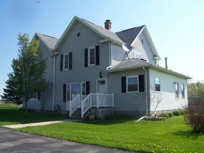 Dodge County Single Family Home For Sale: W2657 Ore Rd Road