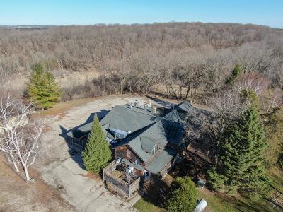Fond du Lac County Single Family Home For Sale: N1870 County Road Ggg