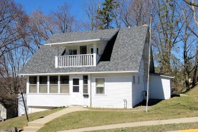 Mayville WI Single Family Home For Sale: $67,500