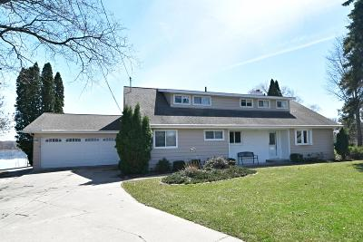 Green Lake Single Family Home For Sale: W805 Silver Creek Rd Road