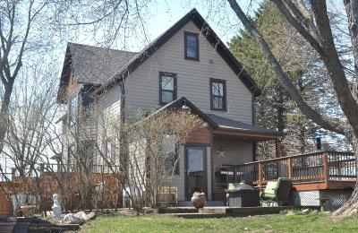 Fond du Lac County Single Family Home For Sale: N1495 County Road V