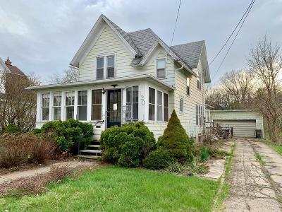 Horicon WI Single Family Home For Sale: $49,900