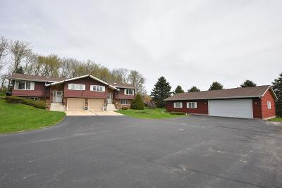 Fond du Lac County Multi Family Home For Sale: N1233 County Road V