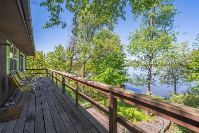 Dodge County Single Family Home For Sale: N5123 Sinissippi Point Rd Road