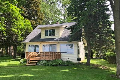 Fond du Lac County Single Family Home For Sale: N7248 Winnebago Dr Drive