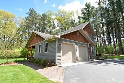 Green Lake County Single Family Home For Sale: W2635 Princeton Rd Road