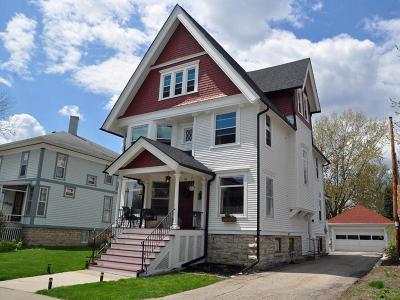 Fond Du Lac Single Family Home For Sale: 50 South Park Ave Avenue