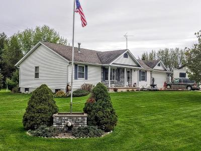 Dodge County Single Family Home For Sale: W6276 Park Dr Drive
