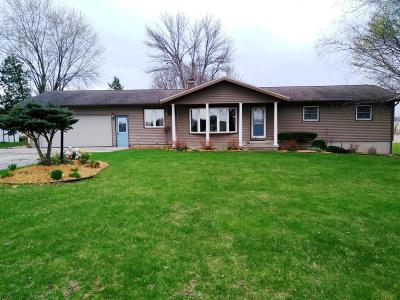 Dodge County Single Family Home For Sale: W9029 Mud Lake Rd Road
