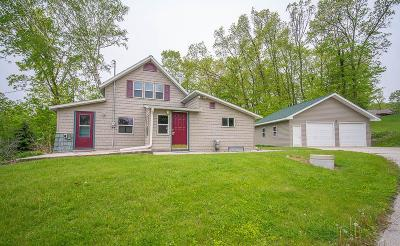 Fond du Lac County Single Family Home For Sale: N3646 State Road 67