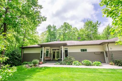 Dodge County Single Family Home For Sale: N1472 Welsh Rd Road