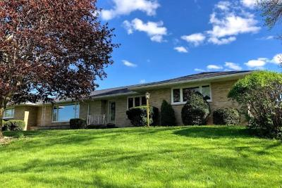 Fond du Lac County Single Family Home For Sale: W4272 Lime Rd Road